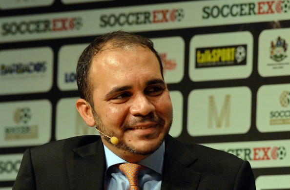 FIFA vice-president Prince Ali Bin Al Hussein will challenge Sepp Blatter in the Presidential election ©Getty Images