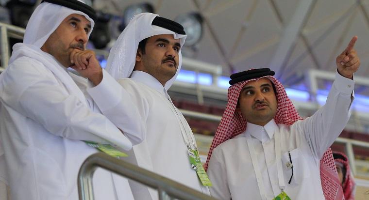 Final checks are taking place to ensure Qatar is ready for the 24th Men's Handball World Championship ©Qatar 2015
