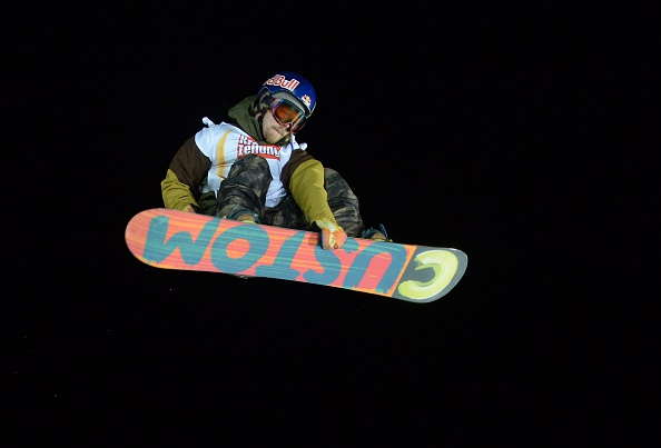 Finland's Roope Tonteri retained his men's big air world title ©Getty Images