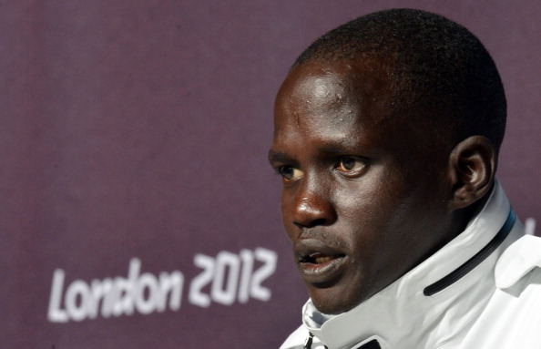 Guor Marial has encouraged fans not to become divided as he battles the South Sudan Athletics Federation over his IOC Scholarship ©Getty Images
