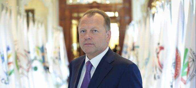 IJF President Marius Vizer is working to tackle match fixing in sport, partly in his other capacity as head of SportAccord ©SportAccord