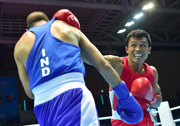 India's Sports Ministry has accepted the internationally approved boxing body, but the IOA still refuse to do so ©AFP/Getty Images