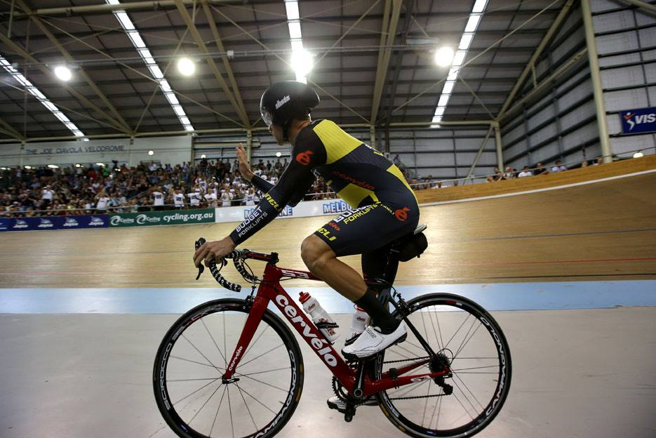 Jack Bobridge's attempt took place during the Australian National Track Championships ©Cycling Australia