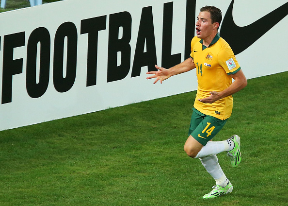 James Troisi struck an extra-time winner to send the home crowd into raptures