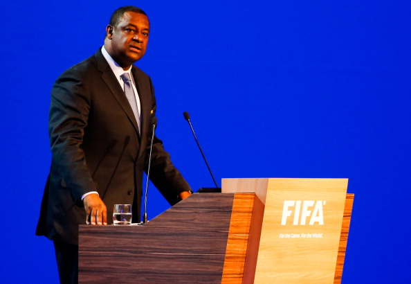 Jeffrey Webb has ruled himself out of the running to challenge Blatter for the FIFA Presidency ©Getty Images