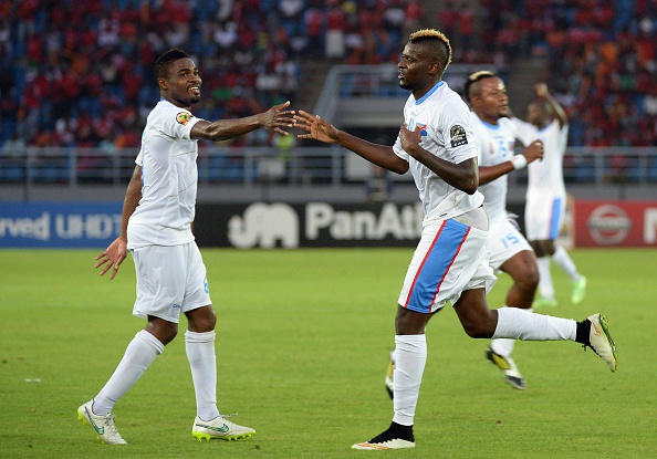 Joel Kimuaki struck the crucial third goal as DR Congo progressed to the semi-finals at the expense of Congo ©Getty Images