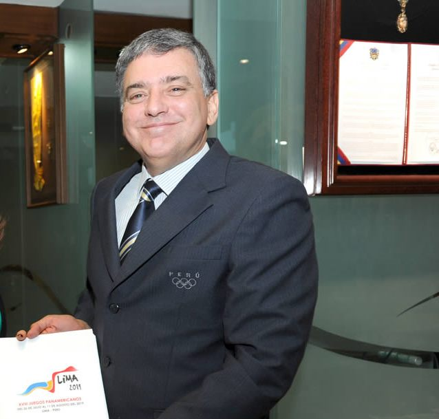 José Quiñones has offered to resign from his unpaid post with the Peruvian Olympic Committee ©PASO
