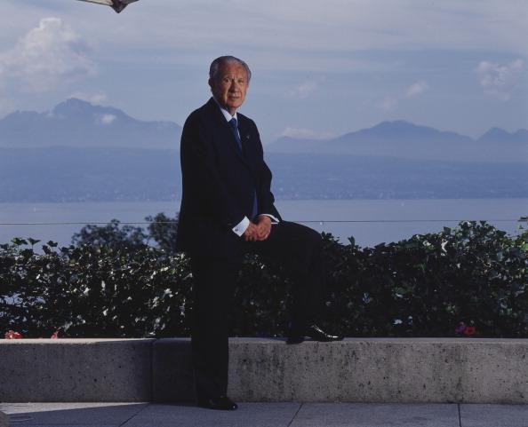 Unlike his predecessor as IOC President, Juan Antonio Samarach based himself in Lausanne ©Getty Images