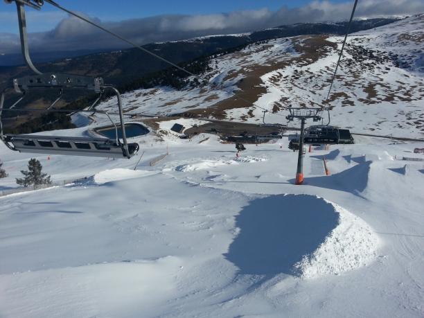 La Molina will host the 2015 Para-Snowboard World Championships from February 23 to 28 ©La Molina
