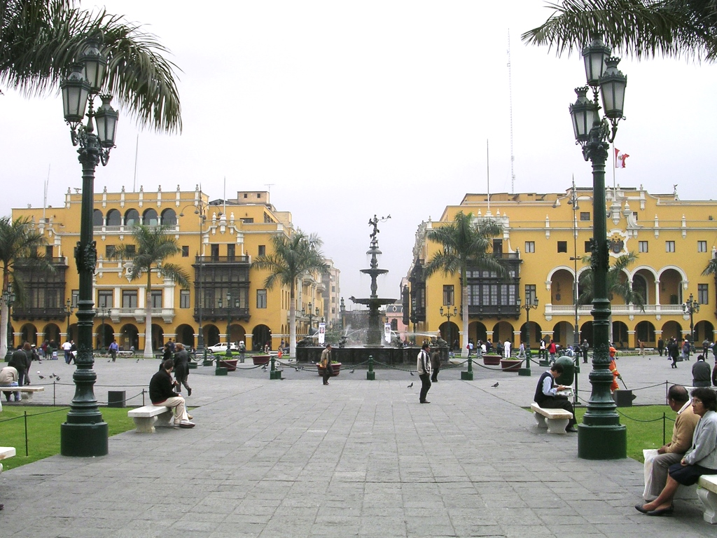 Lima will now continue their preparation to host the 2019 Pan American Games ©Wikipedia