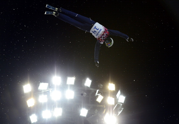 Mac Bohonnon claimed the men's title for the US ©AFP/Getty Images