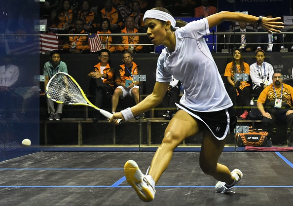 Malaysia's Nicol David first topped the world rankings in January 2006 and has held the coveted position since August of that year ©Getty Images