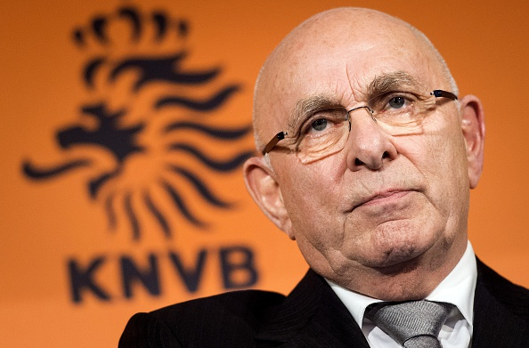 "Michael van Praag, President of the Royal Dutch Football Association, said he intially wants to ""normalise"" FIFA if elected President ©Getty Images"
