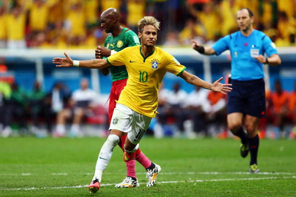 Neymar hopes to lead his country to Olympic gold at Rio 2016 ©Getty Images