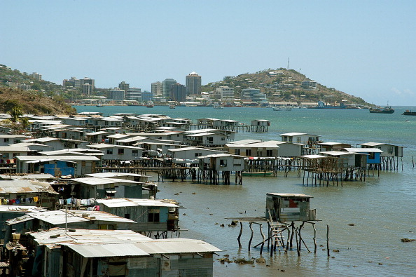 Port Moresby is set to host the 2015 Pacific Games between July 4 and 18 ©Getty Images