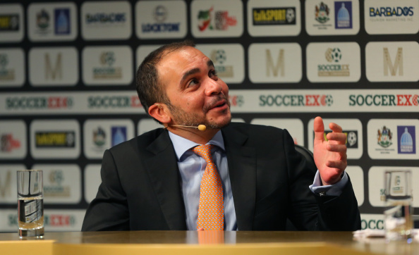Prince Ali bin Al Hussein will need to win the support of Asian to mount a serious challenge on Sepp Blatter for FIFA Presidency ©Getty Images