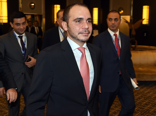 Prince Ali Bin Al-Hussein's FIFA Presidency bid suffered a setback after AFC members declined to support him in his challenge to Sepp Blatter ©Getty Images