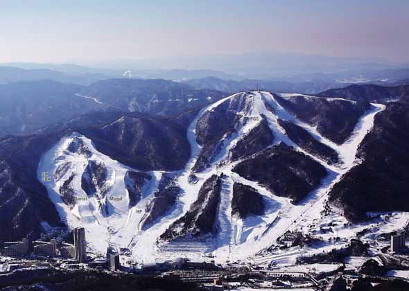 Pyeongchang 2018 have dismissed a proposal to co-host some events with North Korea ©Getty Images