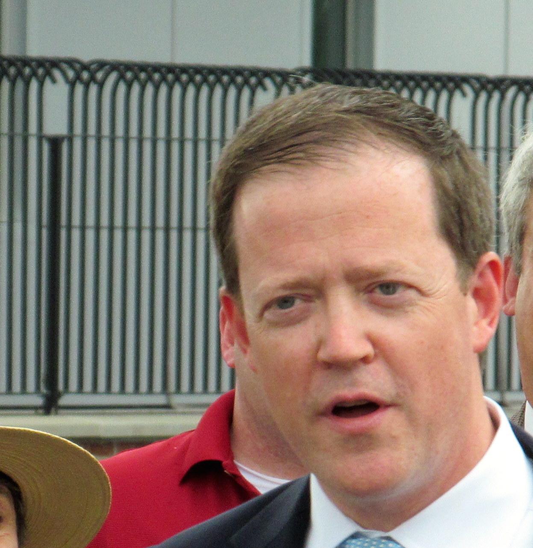Richard Davey is the new Boston 2024 chief executive ©Wikipedia
