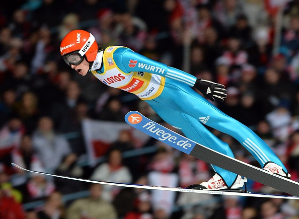 Richard Freitag was integral to his team's victory in Zakopane ©Getty Images