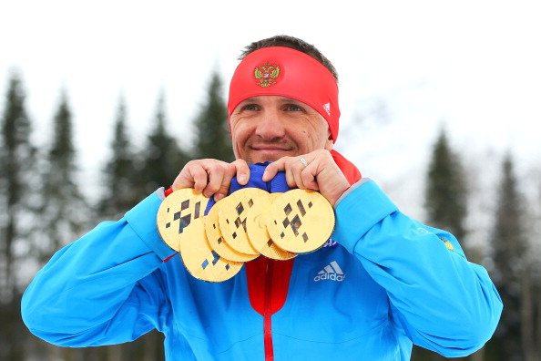 Roman Petushkov will be hoping to put in the type of performance that won him six Paralympic medals at Sochi 2014 ©Getty Images