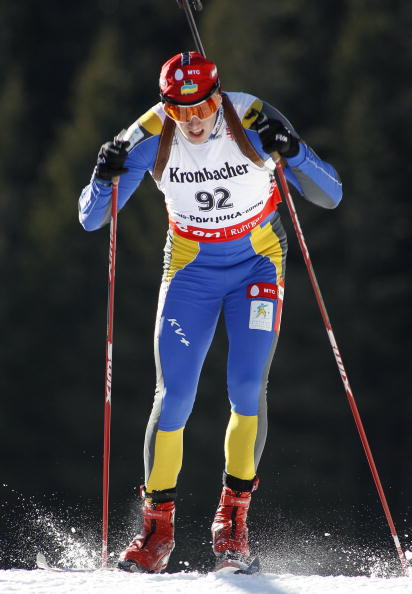 Sednev is the latest biathlete to have tested positive for a banned substance ©Getty Images