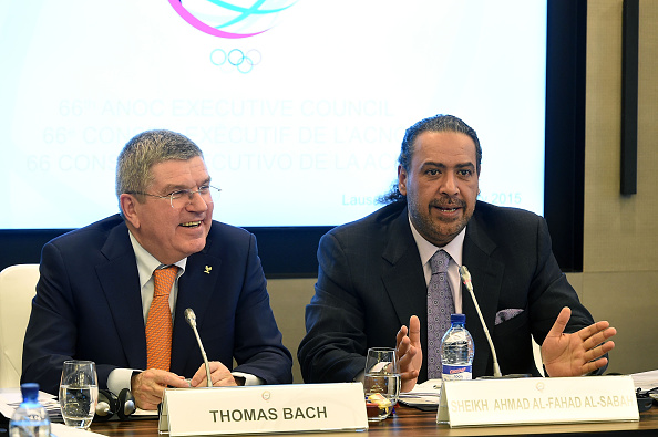 Sheikh Ahmad Al Fahad Al Sabah admitted it would be satisfactory for ANOC if the World Beach Games were ranked