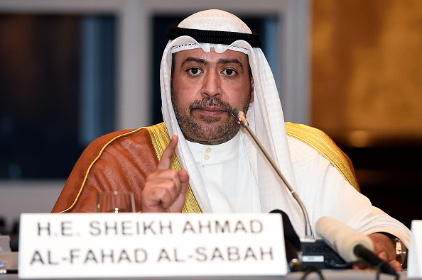 Sheikh Ahmad Al Fahad Al-Sabah has reiterated his support of Sepp Blatter in the race for FFIA Presidency ©Getty Images