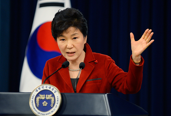 South Korean President Park Geun-hye has called for thorough preparations for the 2018 Winter Olympic and Paralympic Games amid concerns over construction delays ©Getty Images