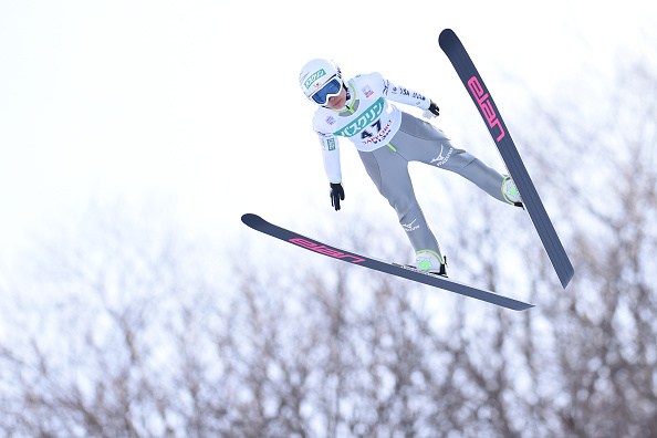 Takanashi followed up her third place in Lillehammer with a win in front of her home crowd in Japan