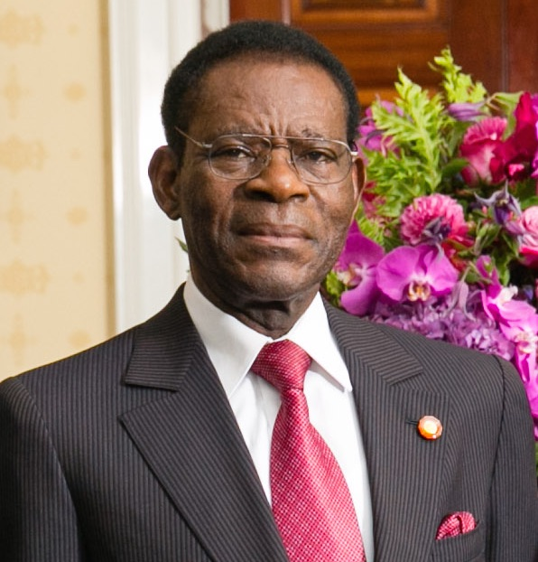 Teodoro Obiang has not earned a good reputation in the West during his 35-year reign, but he is making the 2015 Africa Cup of Nations happen ©Wikipedia