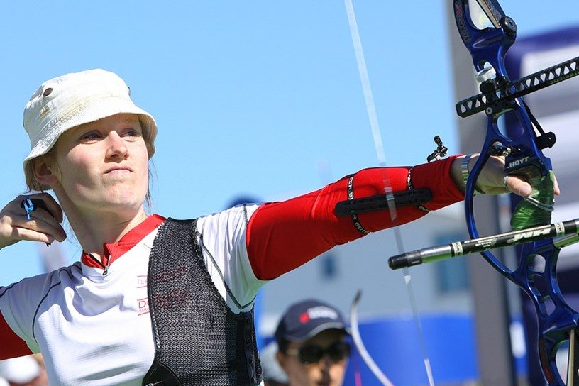 The 2015 World Archery Championships begin in Copenhagen on July 26 ©World Archery