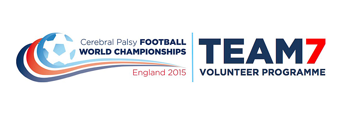 The CPISRA Football World Championships' Team7 Volunteer Programme has been launched ©Cerebral Palsy Football World Championships 2015