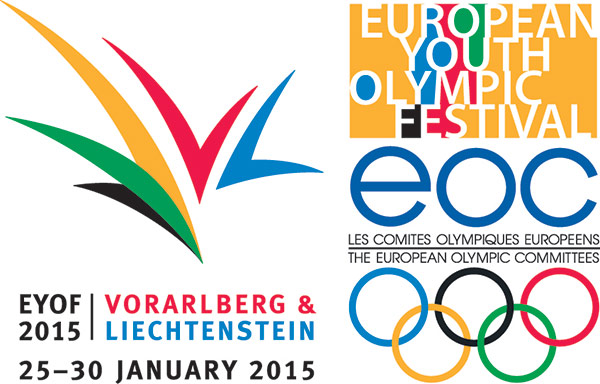 The European Youth Olympic Festival in Vorarlberg and Liechtenstein is set to begin tomorrow ©EYOF2015