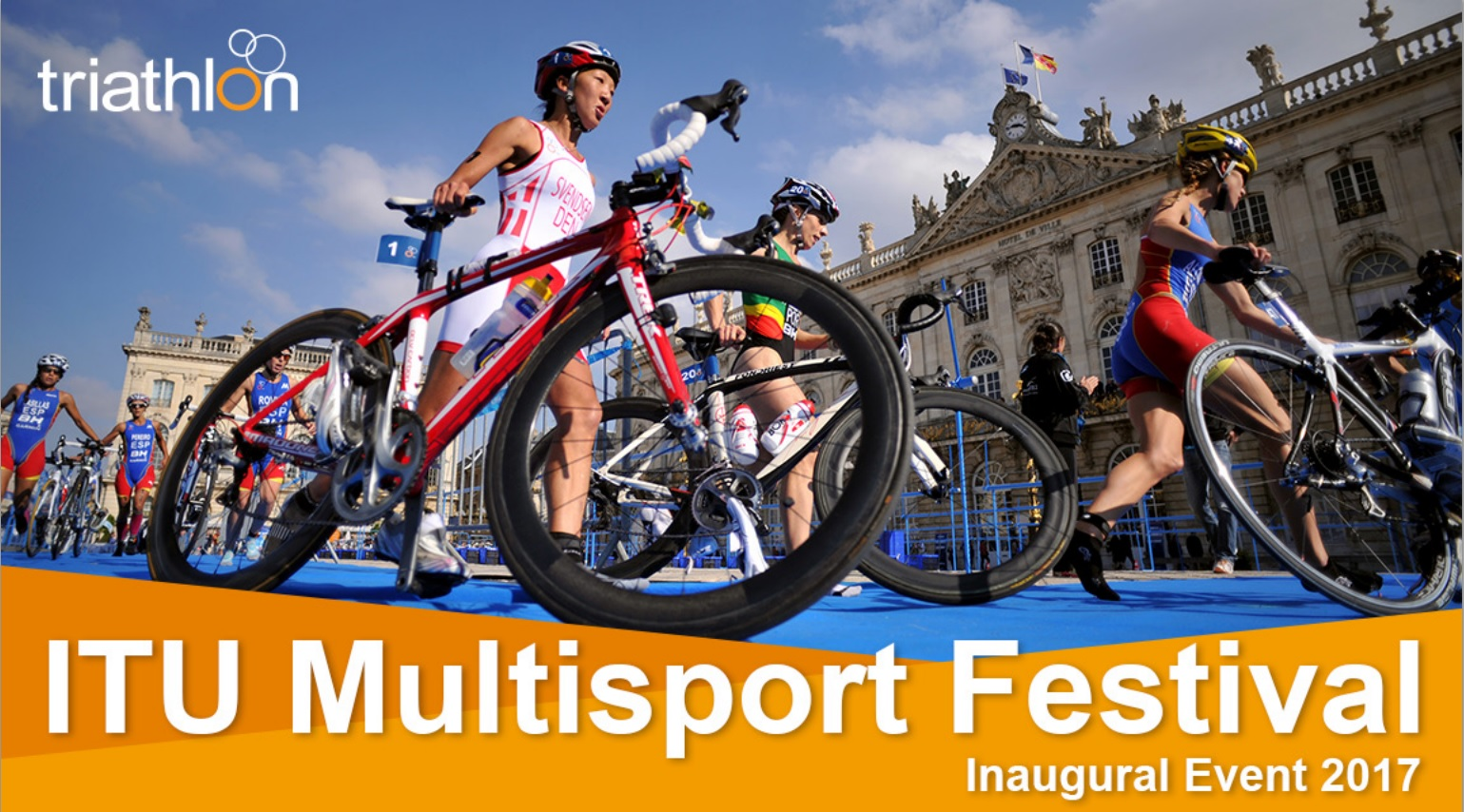 The ITU has announced a new Multisport World Championship Festival which will debut in 2017 ©ITU