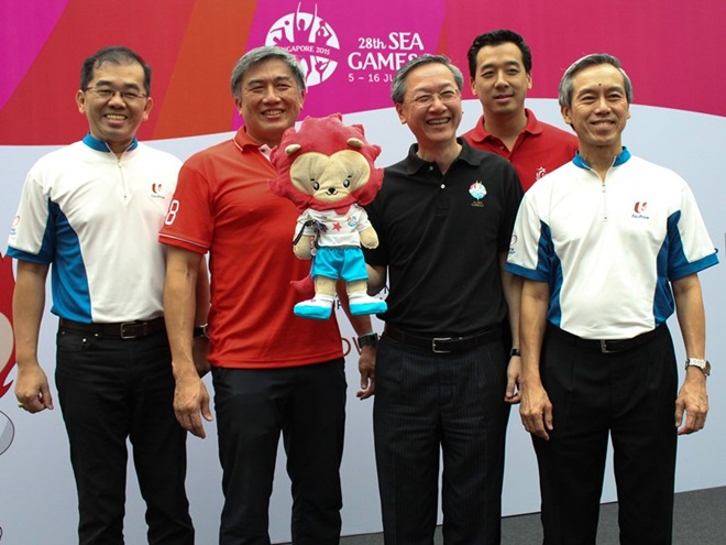 The Make-a-NILA programme with give the public an opportunity to make a personalised toy of the 2015 Mascot Nila which will be awarded to medallists ©Voxsports/Singapore 2015