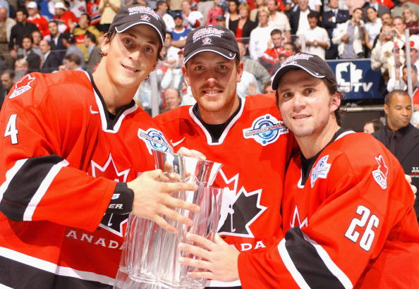 The World Cup of Hockey will return in 2016 after a 12-year absence and the event will be held in Canada ©Getty Images