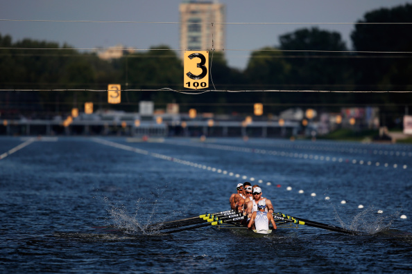 The four bidding cities are looking to follow in the footsteps of 2014 World Rowing Championships hosts Amsterdam ©Getty Images