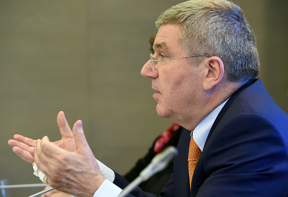 The news that the 2022 World Cup could take place in November and December will come as a welcome relief to IOC President Thomas Bach ©Getty Images
