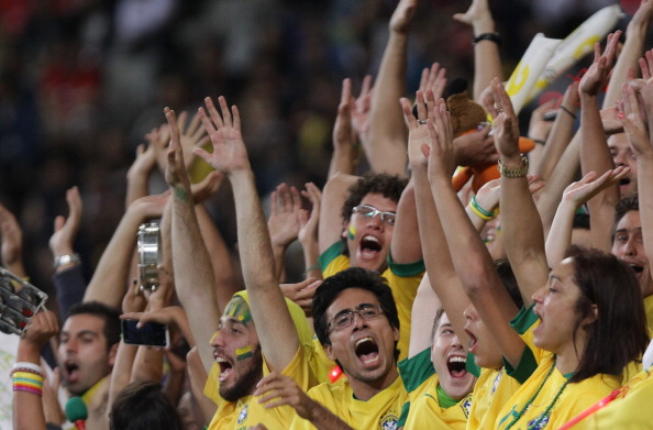 There were several scandals involving ticketing scams during the FIFA World Cup in Brazil, including one involving FIFA partner Match Hospitality ©Getty Images