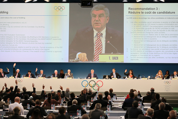 Agenda 2020, adopted by the IOC last month at its Session in Monte Carlo, will help the Olympic Movement keep pace with what people want ©Getty Images