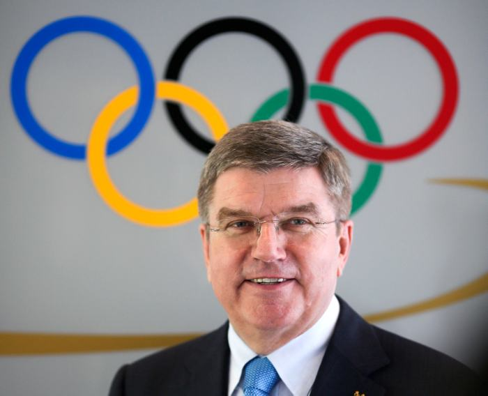 Thomas Bach ©Getty Images