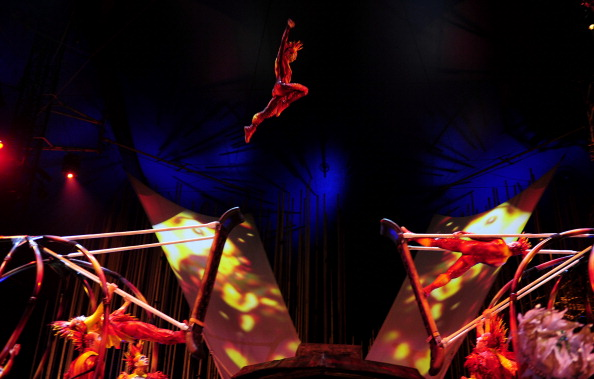 Tickets for the Cirque de Soleil-produced Toronto 2015 Opening Ceremony have sold out ©Getty Images