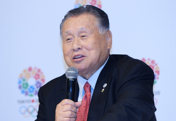 Tokyo 2020 chief Yoshirō Mori outlined the purpose of the Panel following today's meeting ©Getty Images