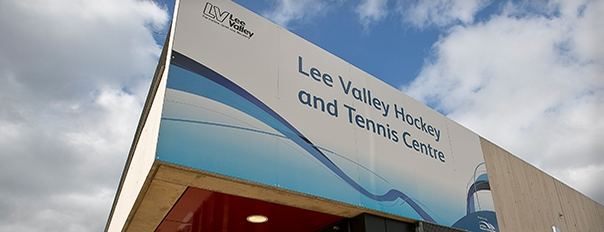 Training sessions for visually impaired tennis players will begin later this month at the Lee Valley Centre ©Lee Valley
