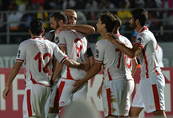 Tunisia scored a late winner to complete a comeback against Zambia at the Africa Cup of Nations ©Getty Images