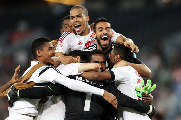United Arab Emirates beat favourites Japan on penalties to reach the semi-finals of the Asian Cup