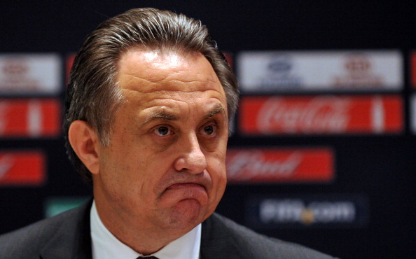 Vitaly Mutko has said WADA officials have taken around 3,000 samples from athletes for analysis ©Getty Images