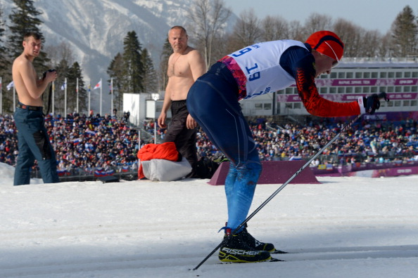 Vladislav Lekomtcev captured men's standing gold as Russia dominated the first day of action at the 2015 IPC Nordic Skiing World Championships ©Getty Images