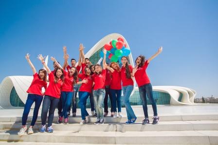 Volunteers at Baku 2015 will be known as Flamekeepers ©Baku 2015